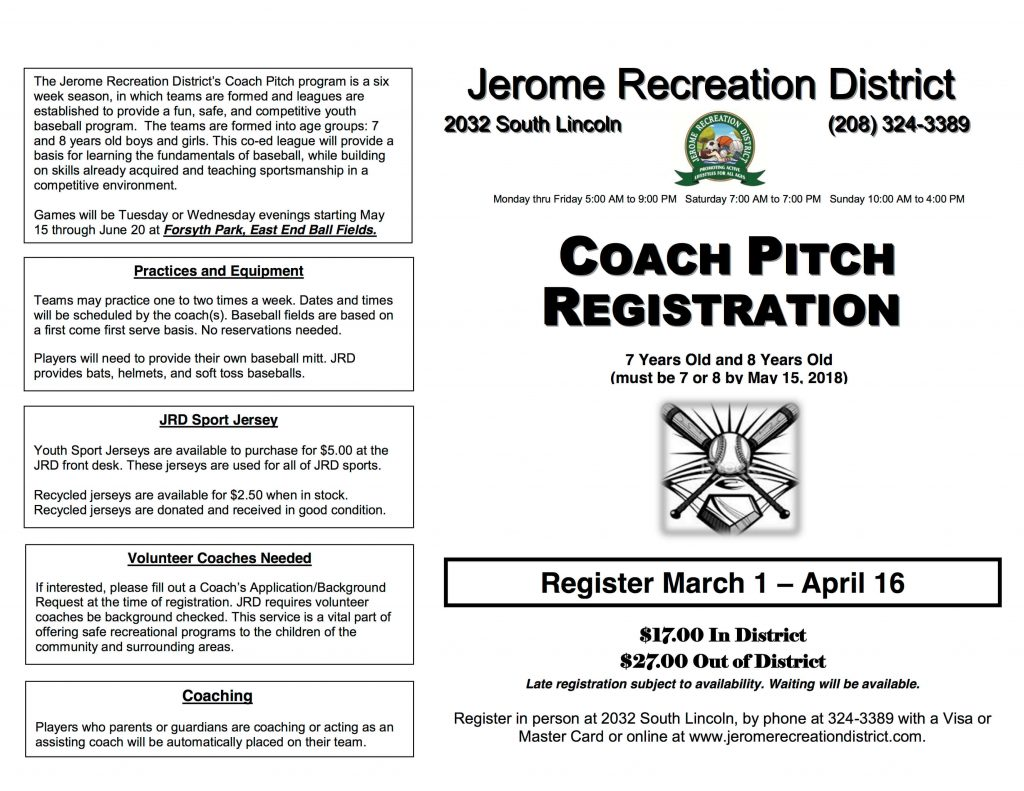 Coach Pitch